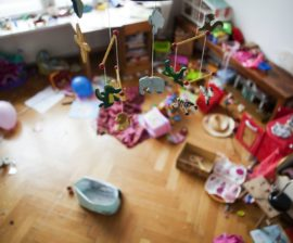 Home Selling Advice for Parents of Younger Children