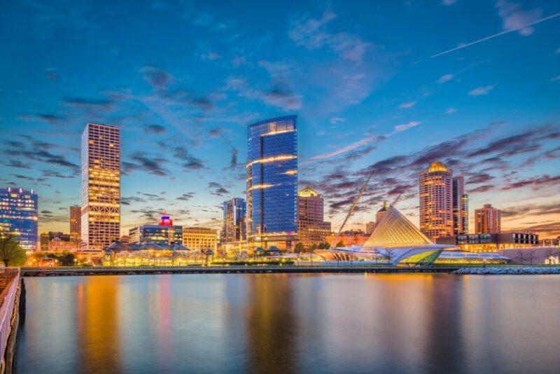 Milwaukee Wisconsin waterfront condos