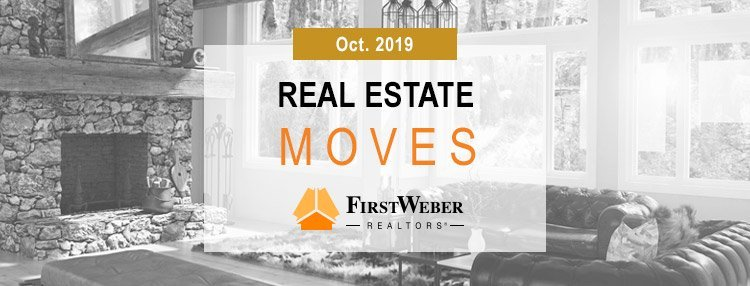 Real Estate Moves First Weber