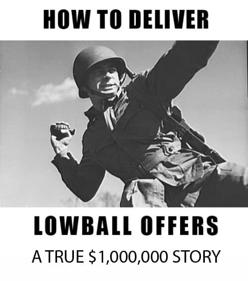 Low-Ball-Offer