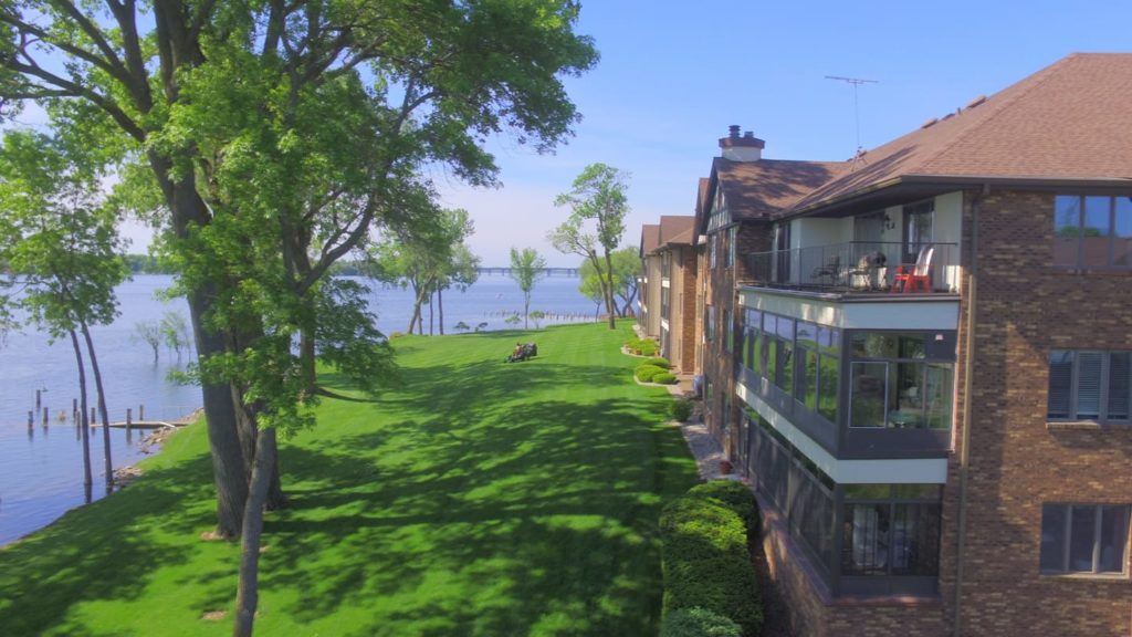 Appleton condo for sale Stroebe Island