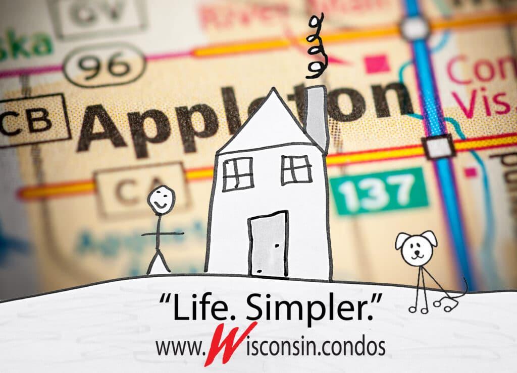 Appleton Wi condos for sale