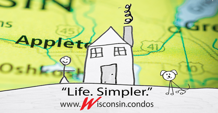 condos in Fox Valley Wi for sale